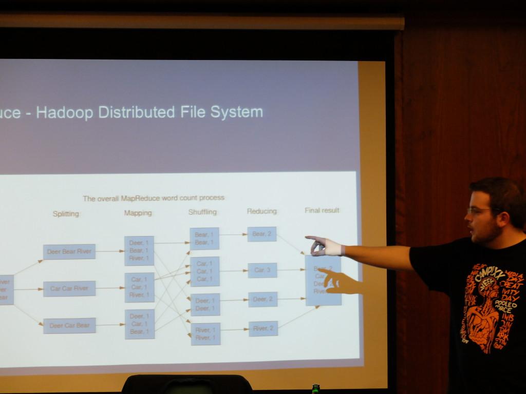 Big Data Vortrag Danny