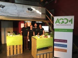 AGOM Team auf der koks.digital 2016