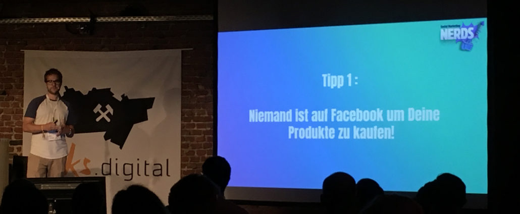 koks.digital Vortrag Ben Facebook Ads