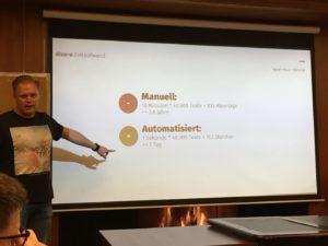 Automatisierte Texterstellung: einleuchtende Vorteile