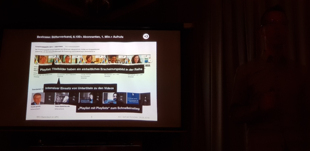 Videomarketing: ein Bestcase