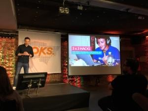 3x3 Hacks für Social
